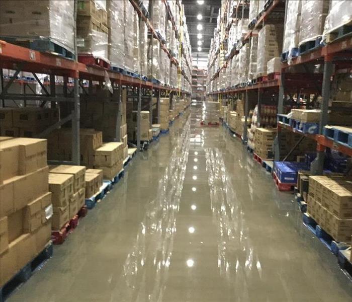Your Albuquerque Or Santa Fe Warehouse Commercial Water